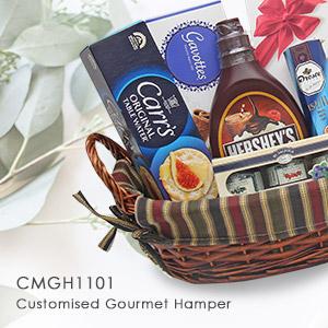 Customised Gourmet Hamper