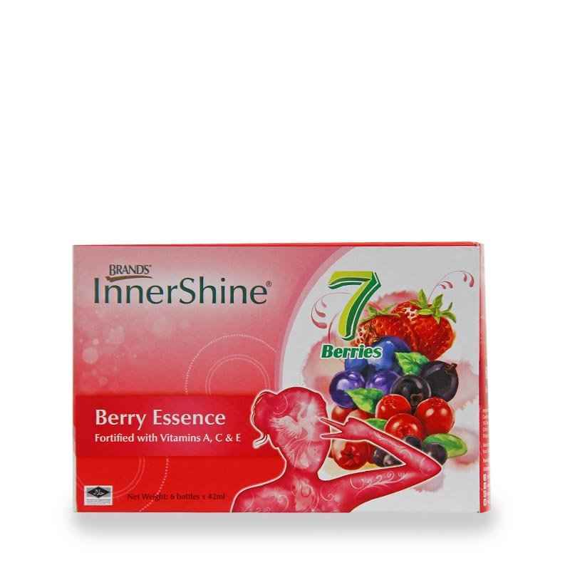 Brands Inner Shine Berry Essence 6 x 42ml