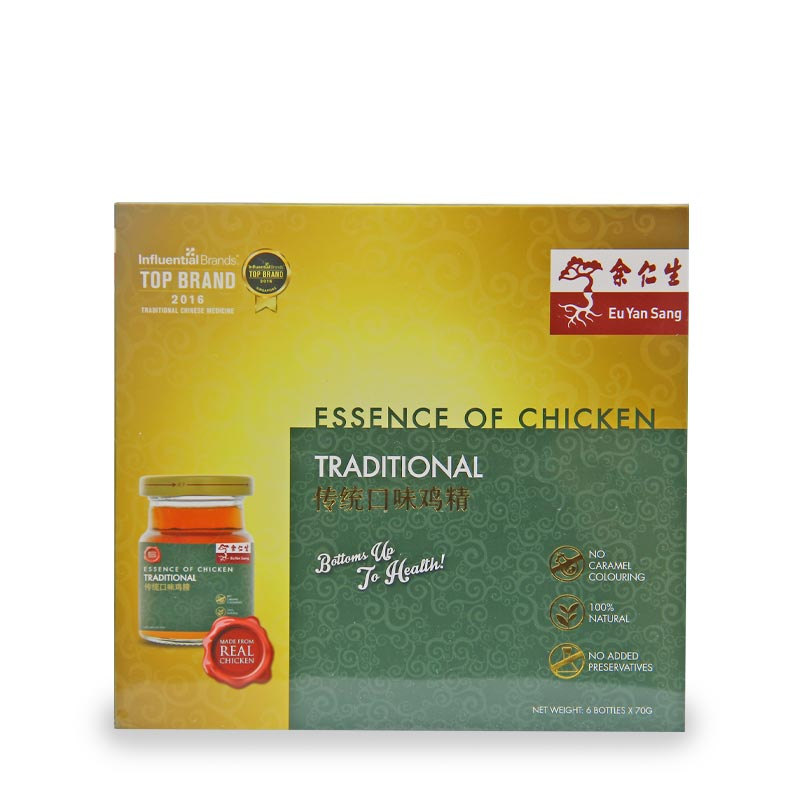 EYS Essence Of Chicken 6 x 70g