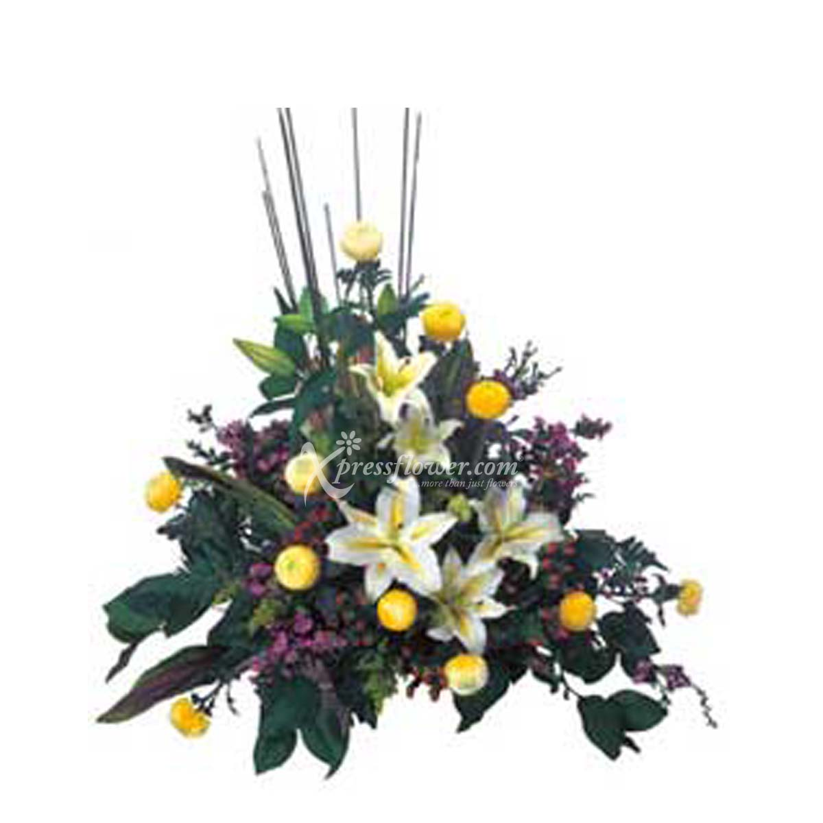 IDCN1801 ARRANGEMENT OF CUT FLOWERS (CN)