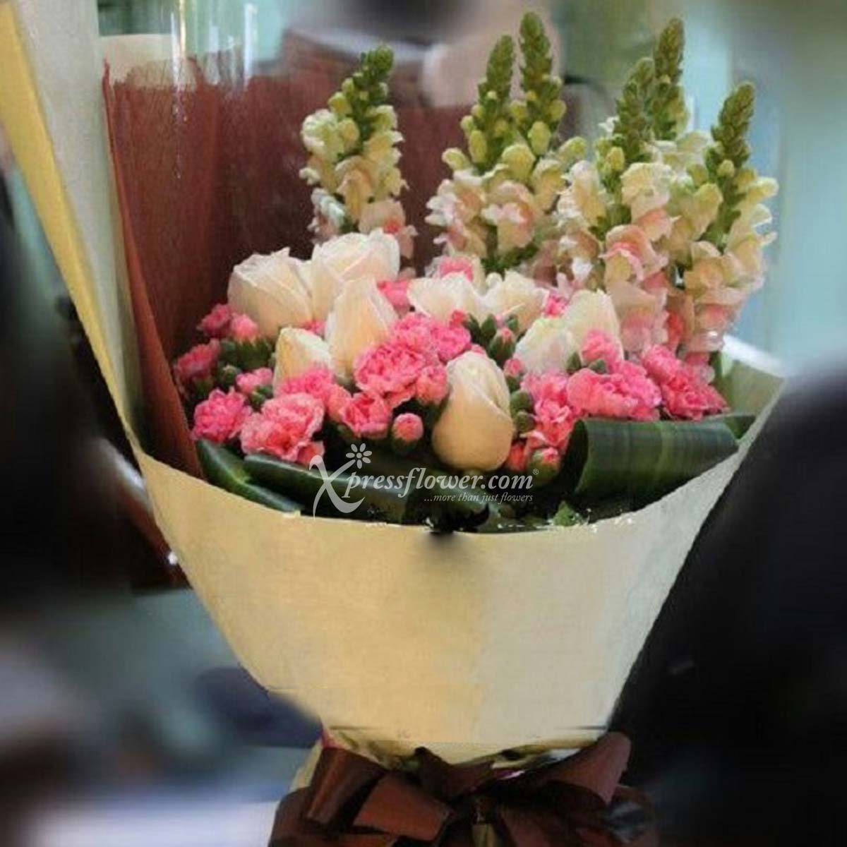 BOUQUET OF MIXED FLOWERS (CN)