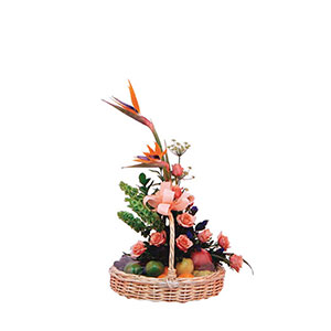 Fruit and Flower Basket (ID)