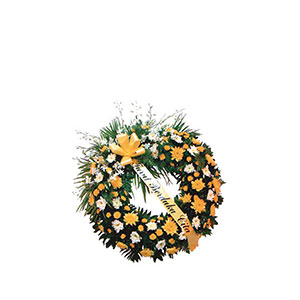 Funeral Wreath (ID)