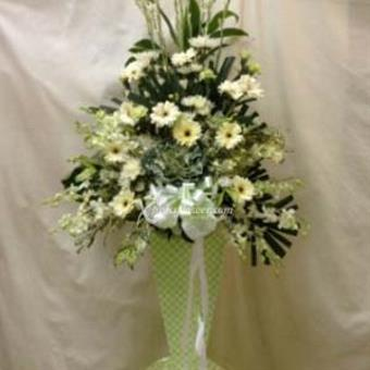CONDOLENCE WREATH (MY)