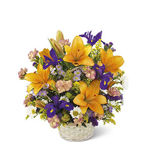Natural Wonders Bouquet (US)