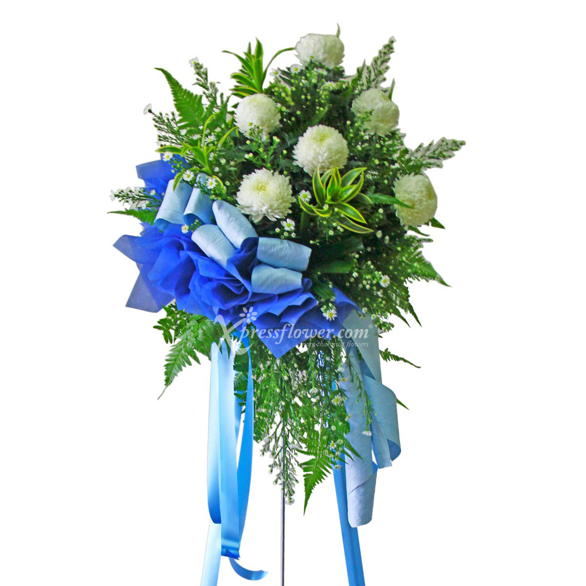 Blue Solace (Wreath)