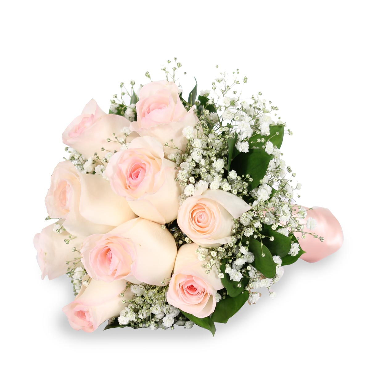 WB161 pink rose bouquet