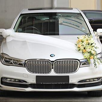 Online Florist Bridal Car
