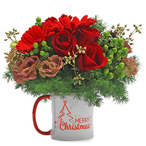 Cup of Warm Christmas