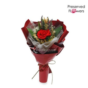 Sinfully Yours (Preserved Flowers)
