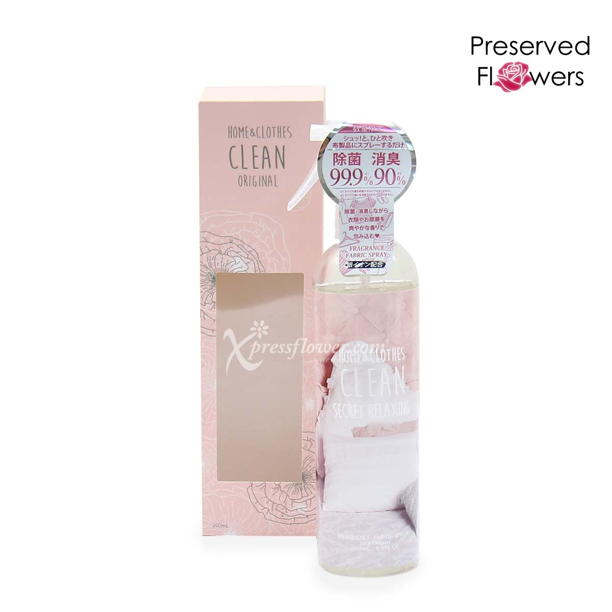 PR2101 Love Potion Preserved flower with gift
