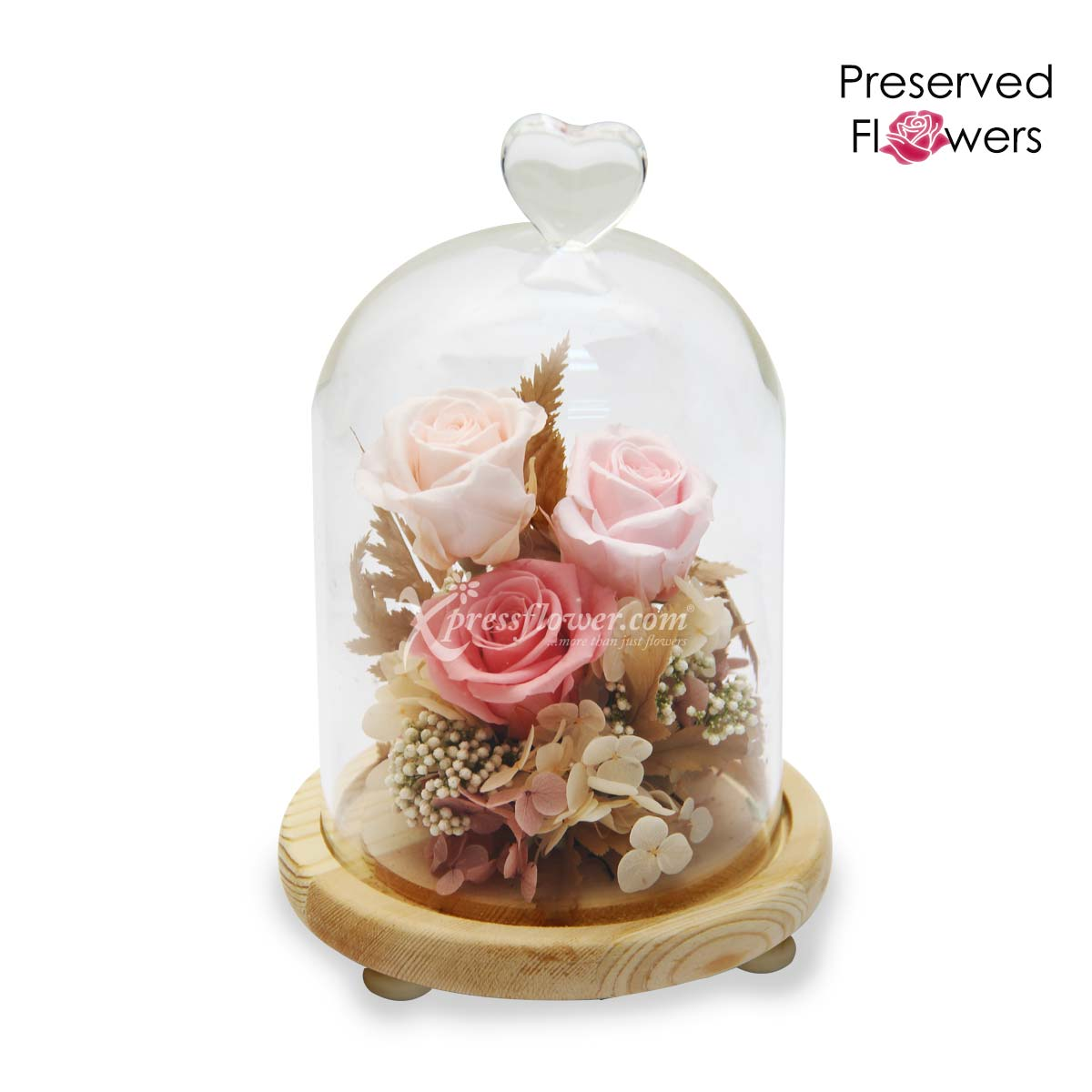 Forever and Ever (Preserved Flowers)