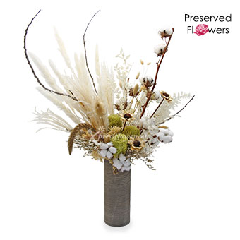 Magnifique (Mixed Dried & Preserved Flowers)