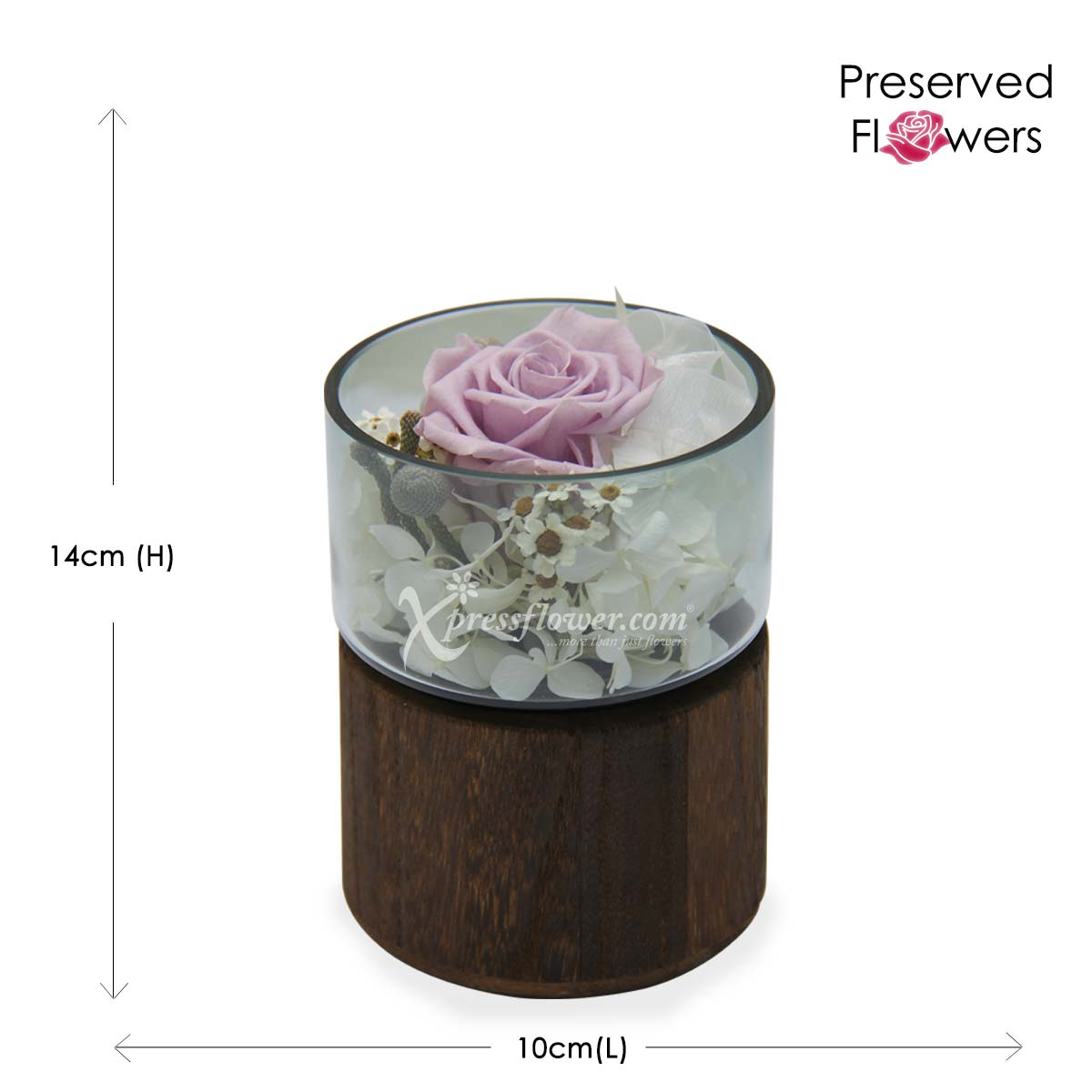 PR2113_Yam Allure (Mixed Dried & Preserved Flowers)_C
