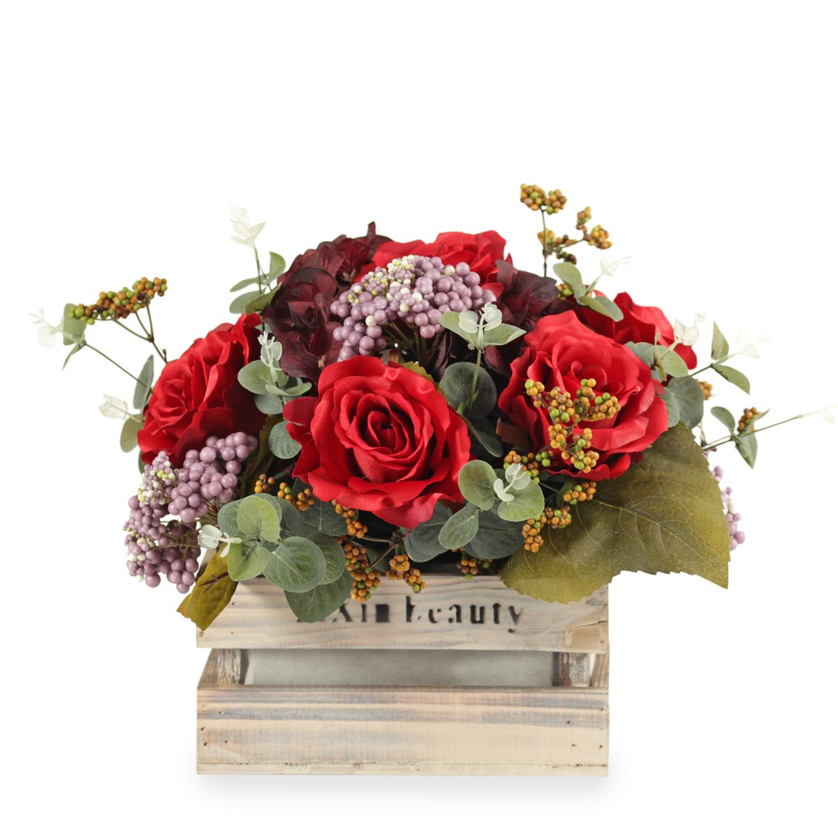 EB1661 Flowery Fair  artificial arrangement