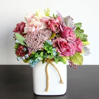 Lovely Bubblegum (Artificial Flowers)