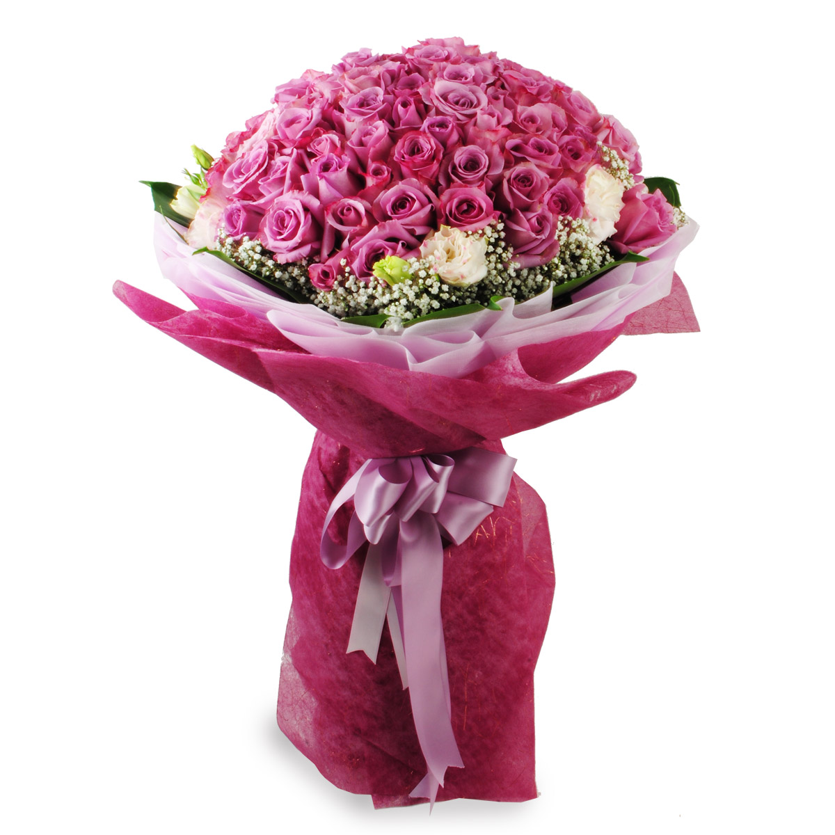 BQ1132 Yam rose bouquet