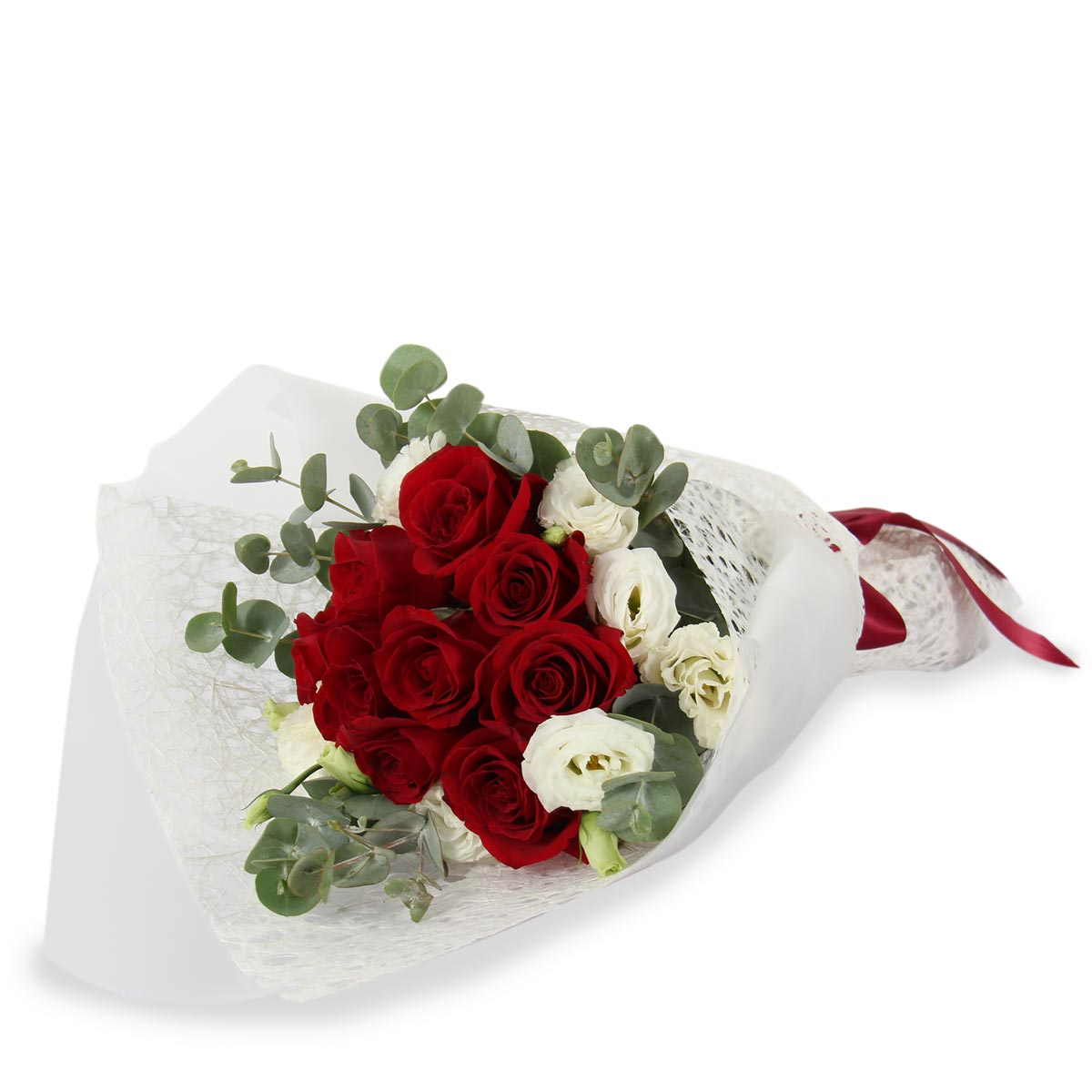 BQ1632A red roses bouquet