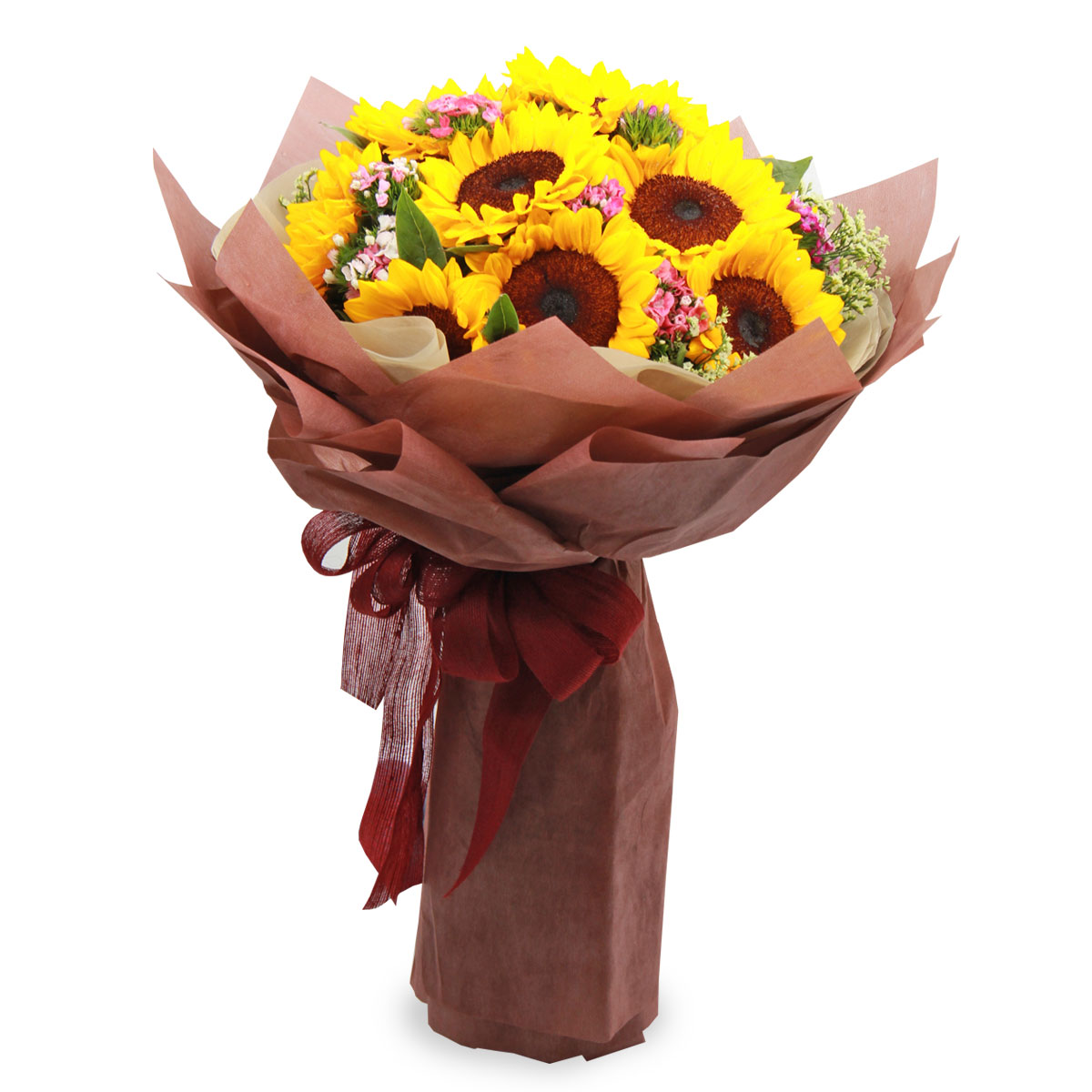 BQ1745 declaration of love sunflower