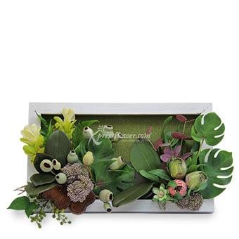 Harmonious Succulent (Artificial Flowers)