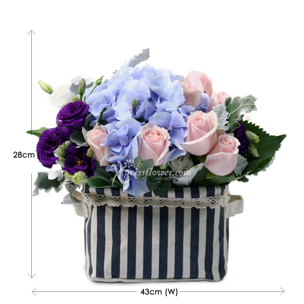 AR2031 Botanical Melody