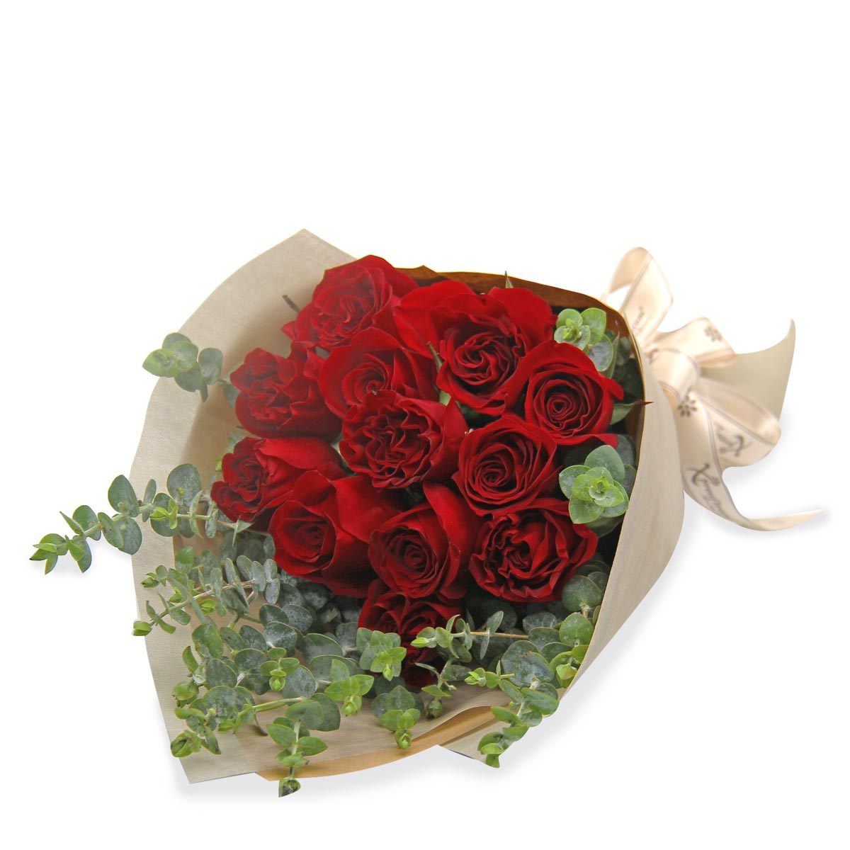 VP1412 Serene Surprise red roses bq