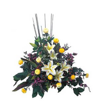 ARRANGEMENT OF CUT FLOWERS (CN)