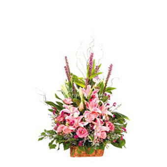 ARRANGEMENT OF CUT FLOWERS (HK)