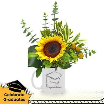 Bright Dreams (1 sunflower)