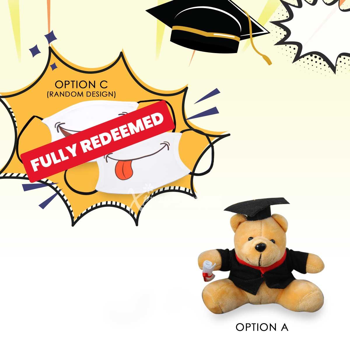 Free Graduation Bear