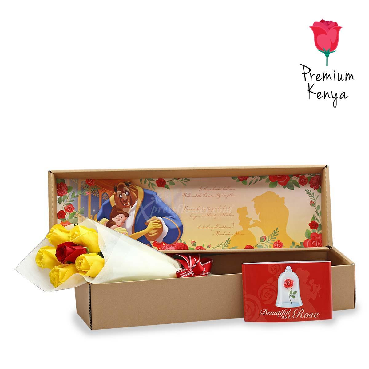 DSBX1903 Forbidden Amour Disney Box