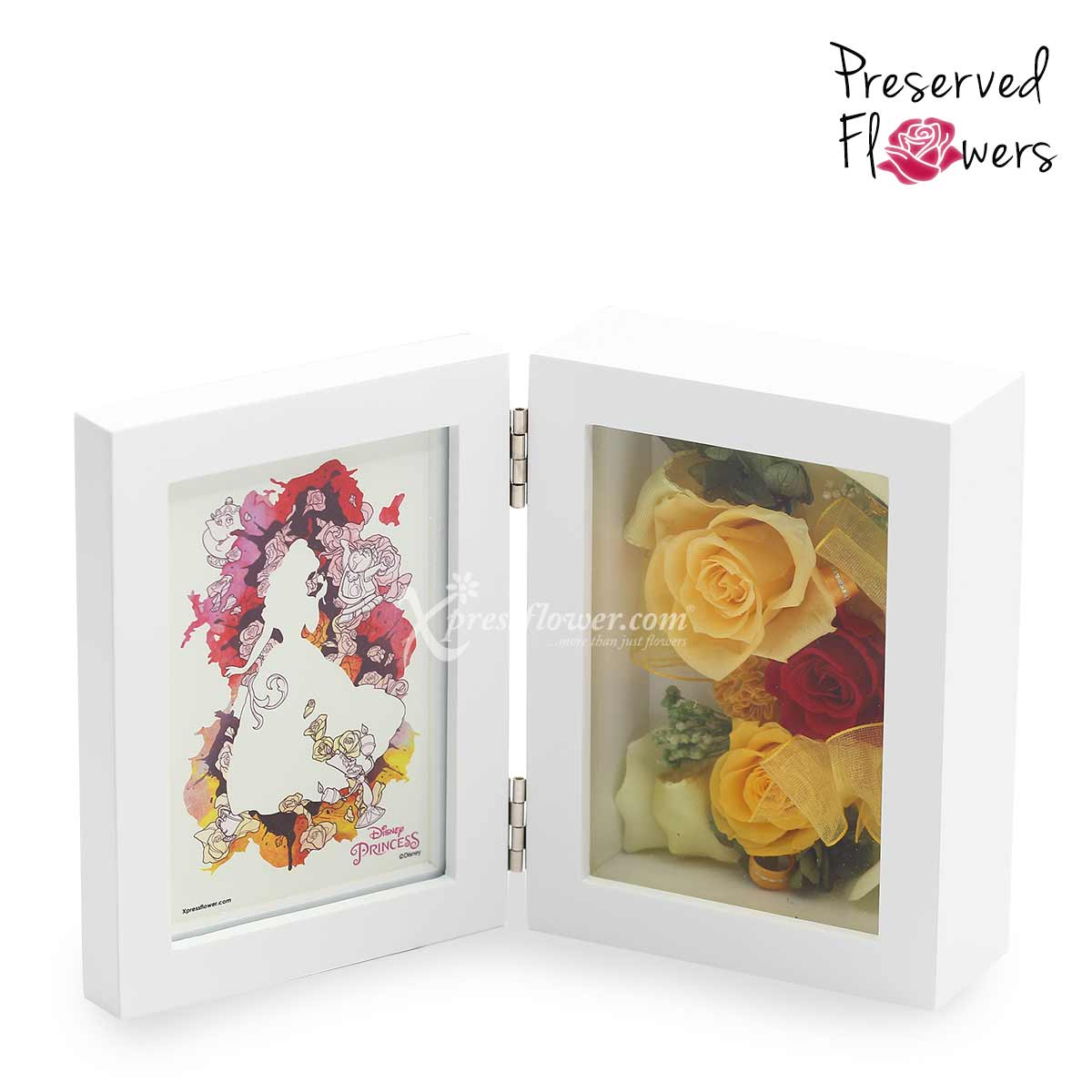 DSPR1902 Enchanted Beauty Preserved Flowers