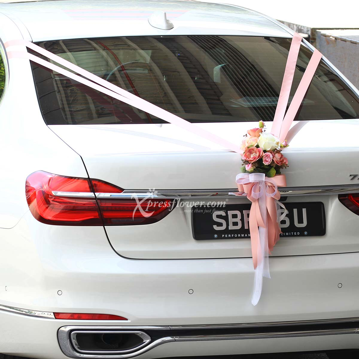 WP1802 WEDDING PACKAGE Deluxe